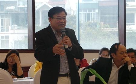 Ông Thái Huy Vinh- Phó giám đốc Sở GD-ĐT Nghệ An