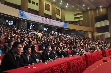 Cuộc thi ngày càng được học sinh phổ thông hưởng ứng tham gia.