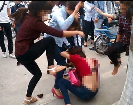 Mầm móng bạo lực học đường có nguyên nhân xuất phát từ phía gia đình