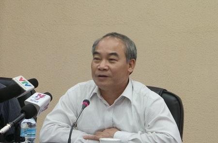 Thứ trưởng Bộ GD-ĐT Nguyễn Vinh Hiển