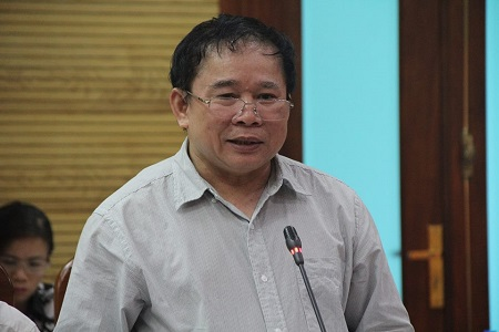 Thứ trưởng Bùi Văn Ga cho biết: Bộ GD-ĐT sẽ tiếp tục ghi nhận ý kiến