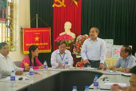 Thứ trưởng Nguyễn Vinh Hiển cho rằng, không nên lo lắng vì kết quả
