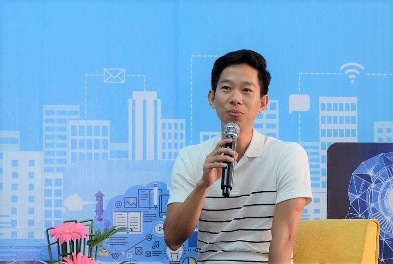 Anh Lê Công Thành mở đầu cuộc thảo luận nóng bỏng về sức mạnh AI.