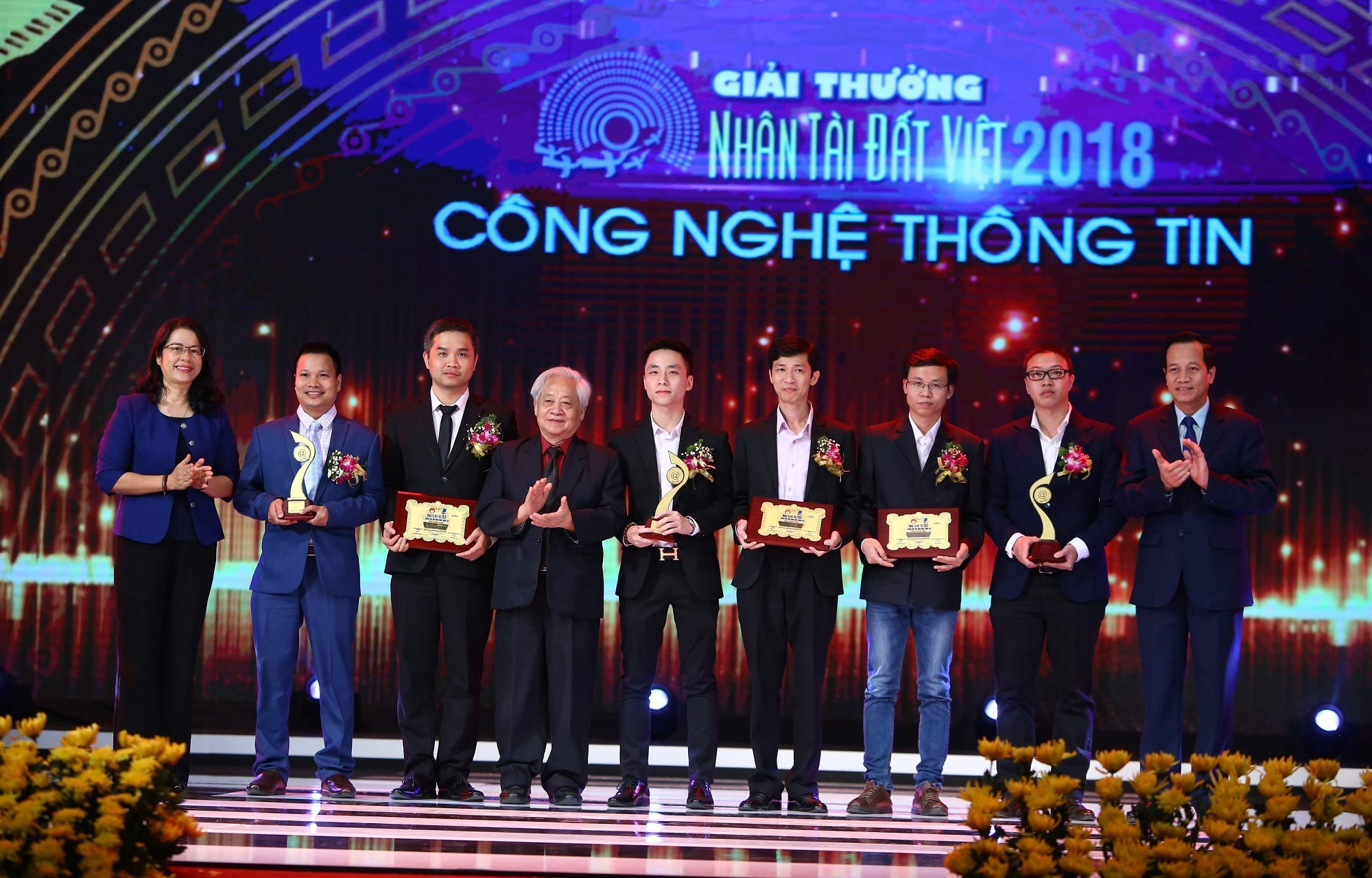 Giải thưởng Nhân tài Đất Việt luôn mở rộng cơ hội với mọi đối tượng trong xã hội - 4