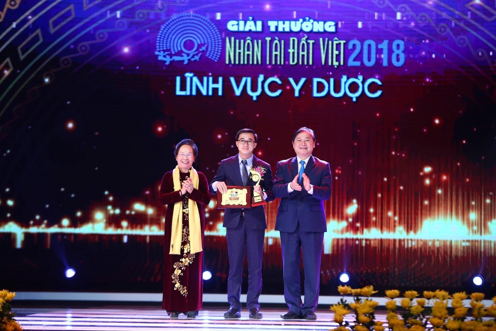 Giải thưởng Nhân tài Đất Việt luôn mở rộng cơ hội với mọi đối tượng trong xã hội - 1