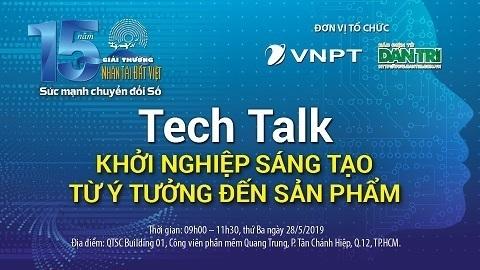 """Nhân tài Đất Việt 2019 """"truyền lửa"""" tới cộng đồng khởi nghiệp miền Nam - 1"""