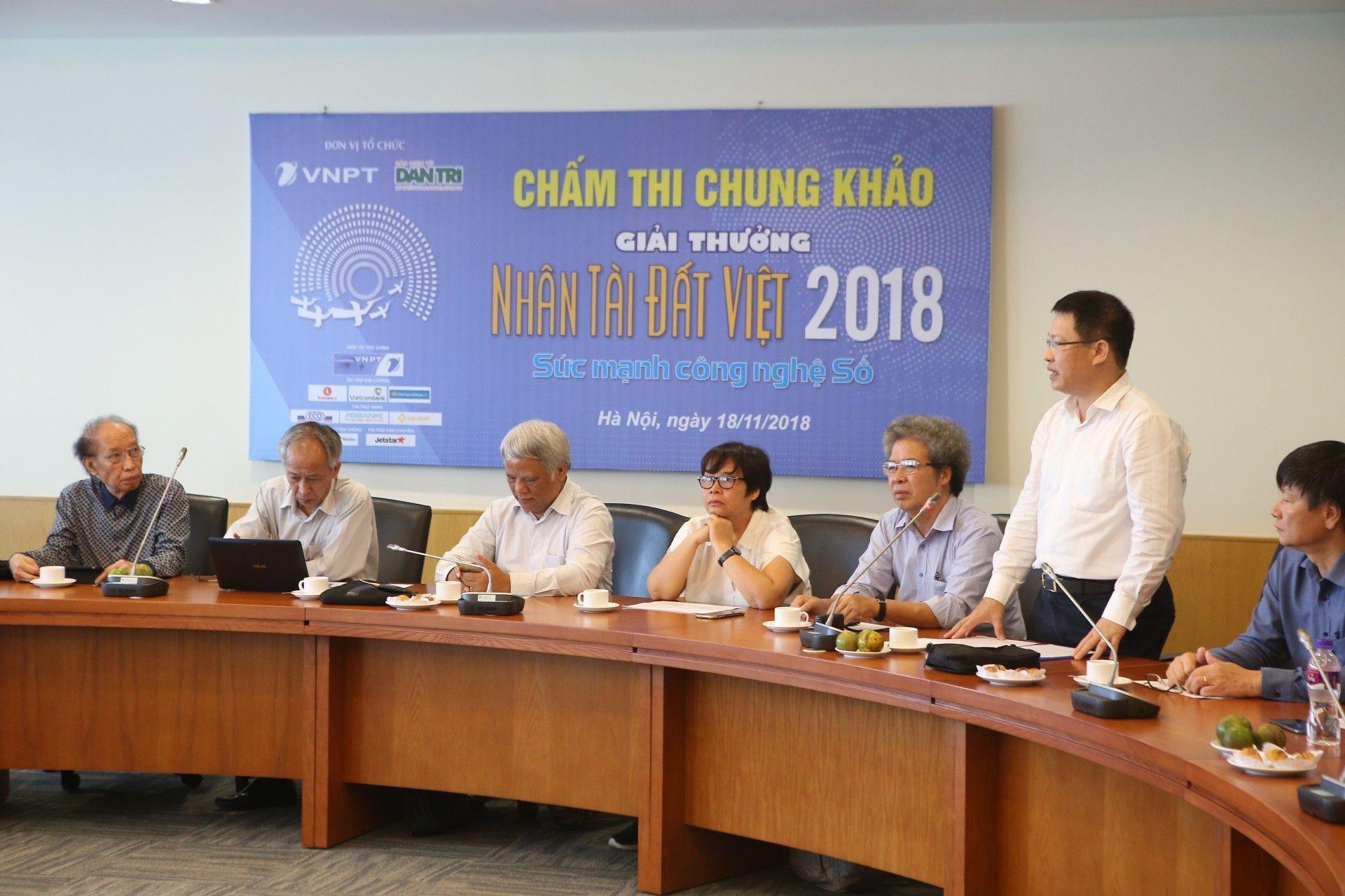 Ông Nguyễn Văn Tấn - Phó Tổng Giám đốc Tổng công ty Truyền thông VNPT-Media, Phó trưởng Ban Tổ chức.