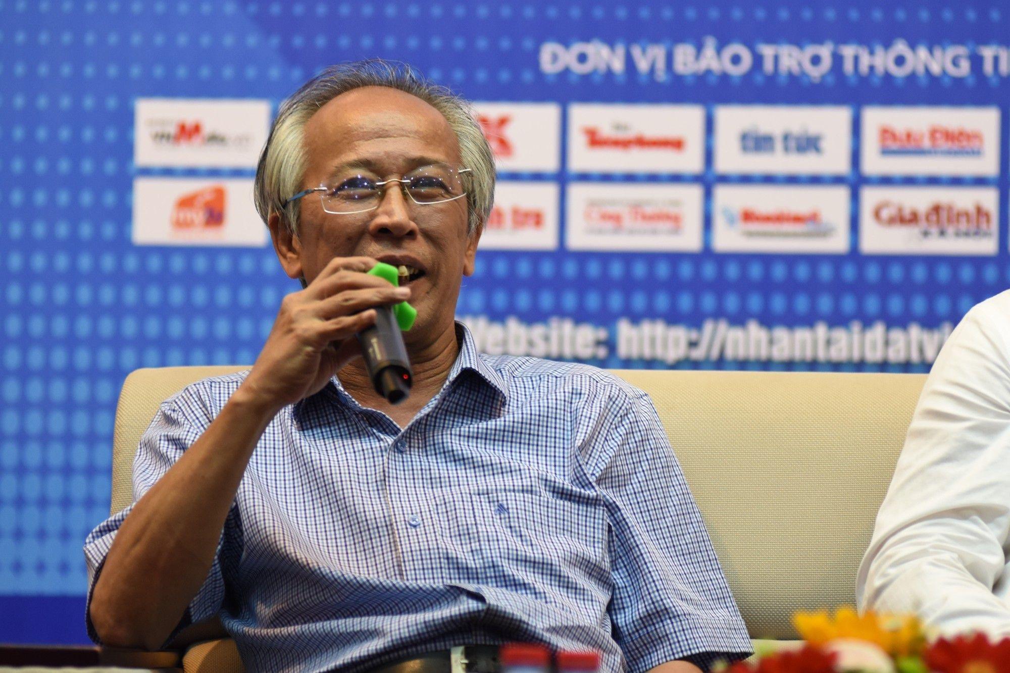 Chiều 30/10 diễn ra giao lưu trực tuyến Nhân tài Đất Việt 2020 - 3