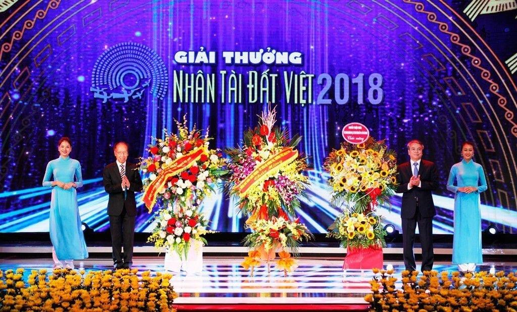 Nhân tài Đất Việt 2018 vinh danh 2 sản phẩm CNTT xuất sắc nhất - Ảnh 2.