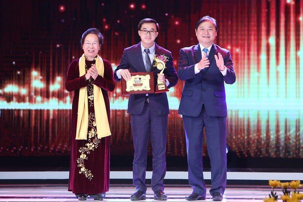 Nhân tài Đất Việt 2018 vinh danh 2 sản phẩm CNTT xuất sắc nhất - Ảnh 17.