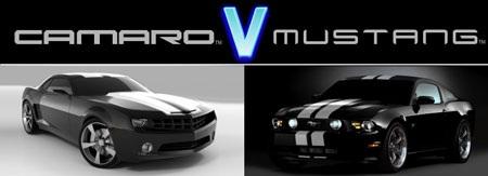 """Cuộc chiến xe """"cơ bắp"""": Camaro bỏ xa Mustang - 1"""