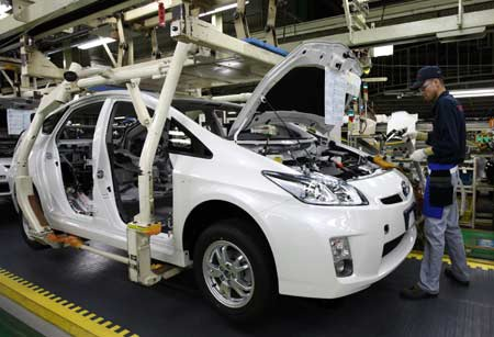 Toyota hợp nhất một số đơn vị thành viên để giảm chi phí - 1