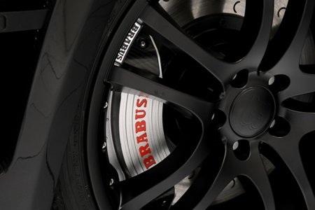 Brabus 800 E V12 - Xe 4 chỗ mui trần nhanh nhất thế giới - 8
