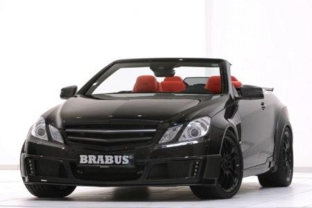 Brabus 800 E V12 - Xe 4 chỗ mui trần nhanh nhất thế giới - 6