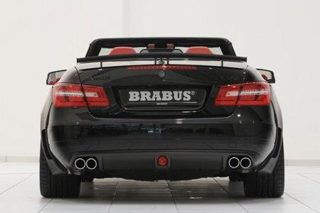 Brabus 800 E V12 - Xe 4 chỗ mui trần nhanh nhất thế giới - 13