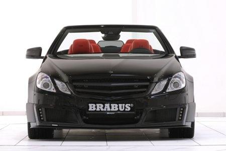 Brabus 800 E V12 - Xe 4 chỗ mui trần nhanh nhất thế giới - 2