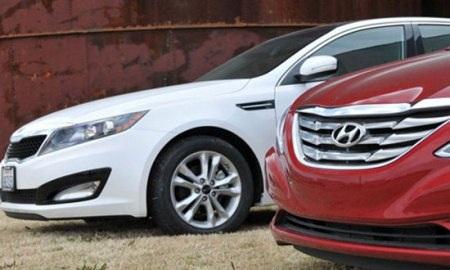 """Hyundai và Kia - """"Gà nhà đá nhau"""" - 2"""