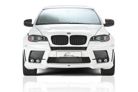 Dữ dằn BMW X6 bản độ của Lumma Design - 2