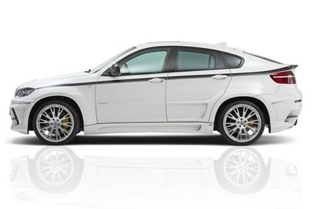 Dữ dằn BMW X6 bản độ của Lumma Design - 1