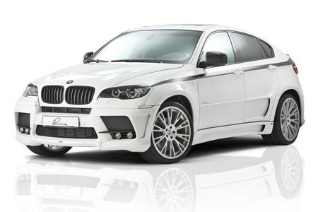 Dữ dằn BMW X6 bản độ của Lumma Design - 3