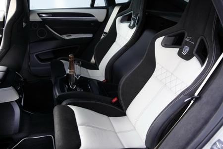 Dữ dằn BMW X6 bản độ của Lumma Design - 9