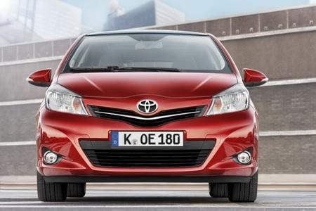 Toyota báo giá xe Yaris 2012  - 3