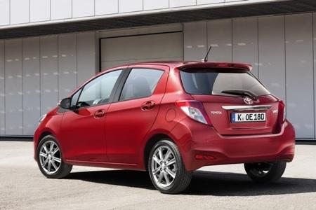 Toyota báo giá xe Yaris 2012  - 14