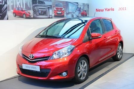 Toyota báo giá xe Yaris 2012  - 2
