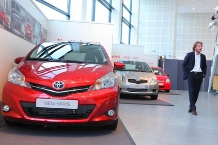 Toyota báo giá xe Yaris 2012  - 17