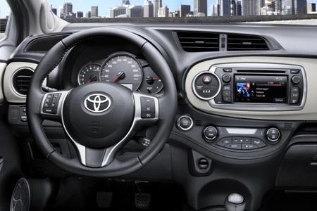 Toyota báo giá xe Yaris 2012  - 10