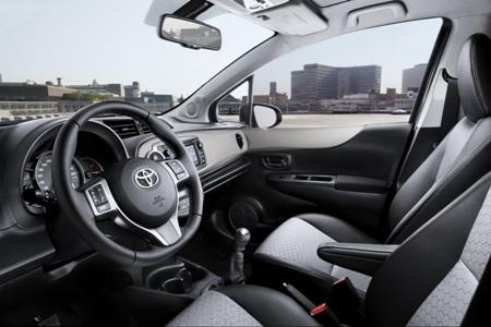 Toyota báo giá xe Yaris 2012  - 13