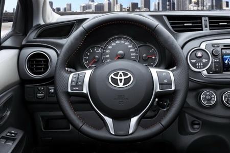 Toyota báo giá xe Yaris 2012  - 11