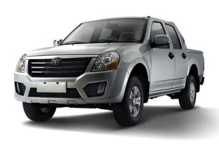 GM sản xuất xe bán tải cho thị trường Trung Quốc - 1