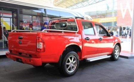GM sản xuất xe bán tải cho thị trường Trung Quốc - 7