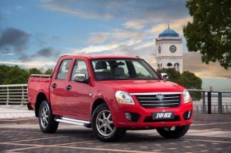 GM sản xuất xe bán tải cho thị trường Trung Quốc - 3