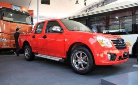 GM sản xuất xe bán tải cho thị trường Trung Quốc - 8