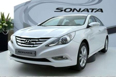 Đích ngắm của Camry thế hệ mới: Hyundai Sonata - 2