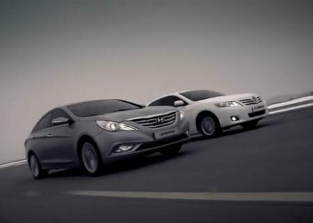 Đích ngắm của Camry thế hệ mới: Hyundai Sonata - 3