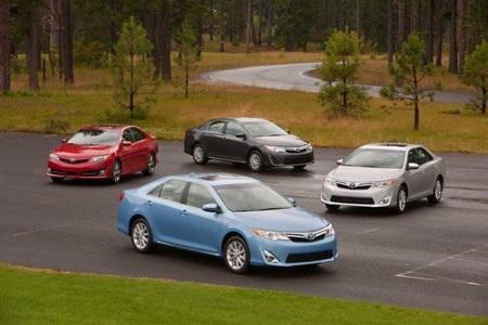 Toyota dừng xuất xe Camry từ Nhật sang Bắc Mỹ - 1