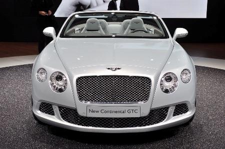 Bentley Continental GTC thổi luồng gió mới - 3