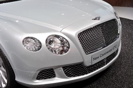 Bentley Continental GTC thổi luồng gió mới - 4