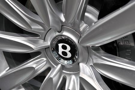 Bentley Continental GTC thổi luồng gió mới - 6