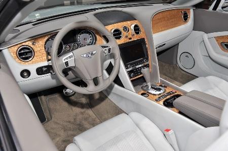 Bentley Continental GTC thổi luồng gió mới - 12