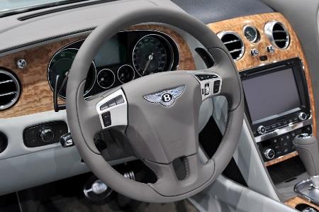 Bentley Continental GTC thổi luồng gió mới - 13
