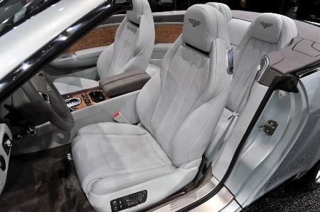 Bentley Continental GTC thổi luồng gió mới - 22