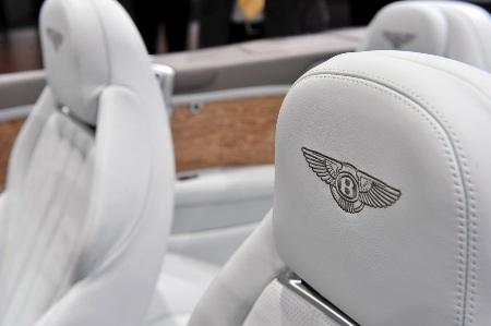 Bentley Continental GTC thổi luồng gió mới - 19