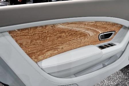Bentley Continental GTC thổi luồng gió mới - 20
