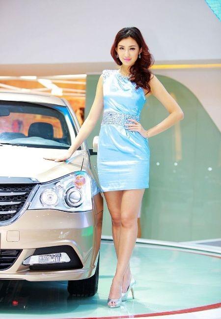 Người đẹp tại Triển lãm ô tô Quảng Châu (2) - 10