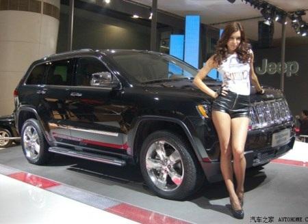 Người đẹp tại Triển lãm ô tô Quảng Châu (2) - 5