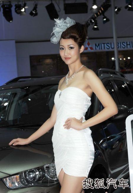 Người đẹp tại Triển lãm ô tô Quảng Châu (2) - 23